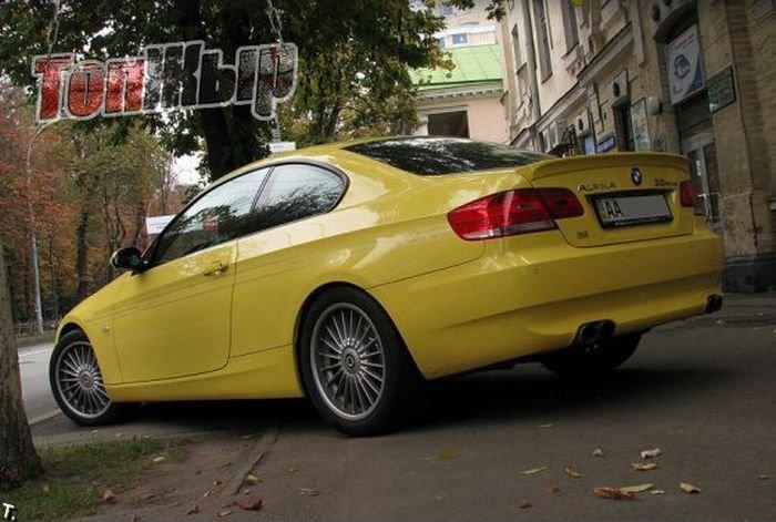 luxury cars in Kiev Ukraine 27