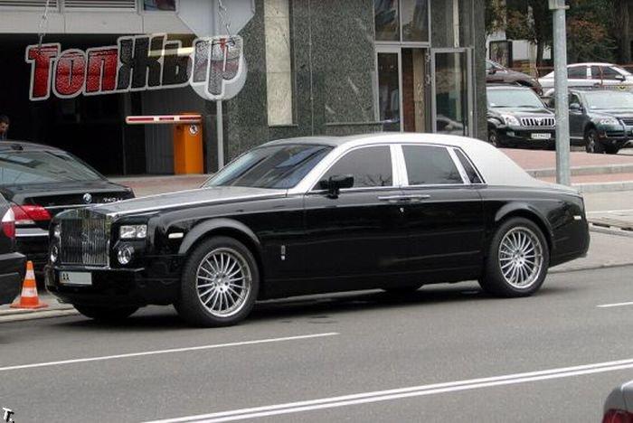 luxury cars in Kiev Ukraine 28