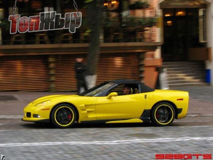luxury cars in Kiev Ukraine 32