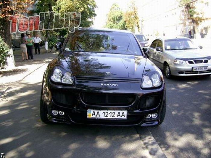 luxury cars in Kiev Ukraine 33