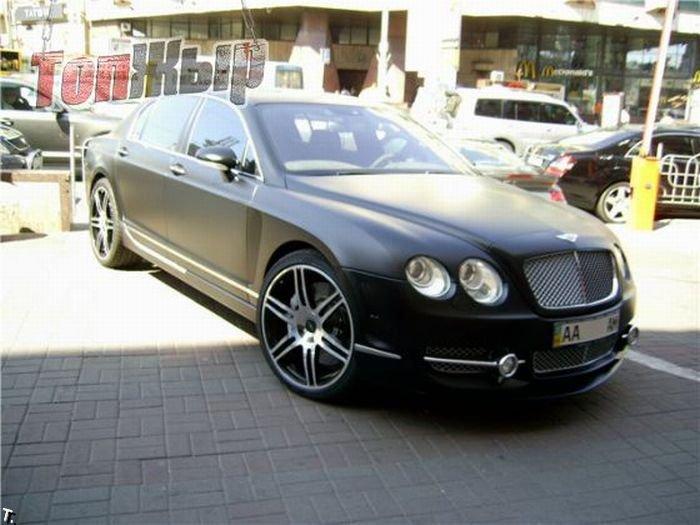 luxury cars in Kiev Ukraine 35
