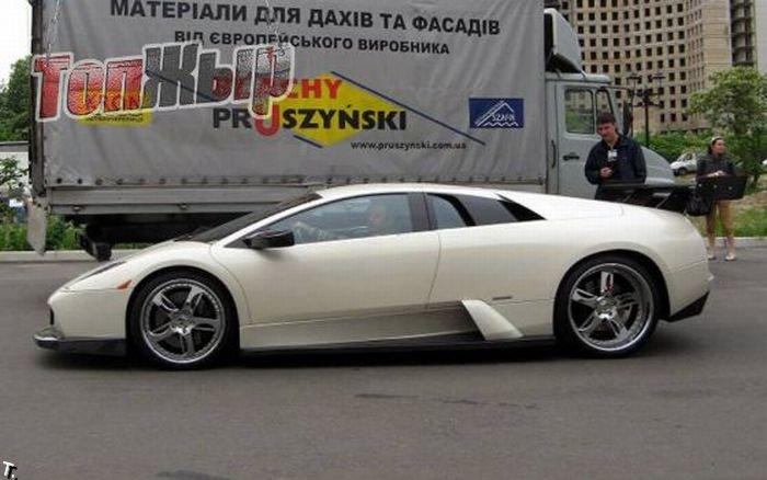 luxury cars in Kiev Ukraine 38
