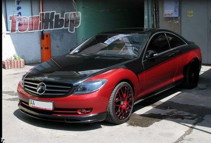luxury cars in Kiev Ukraine 41