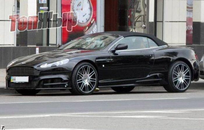 luxury cars in Kiev Ukraine 42