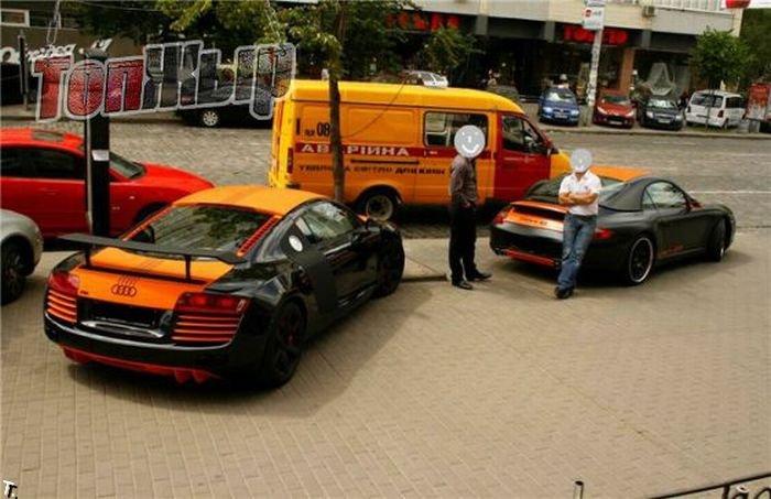 luxury cars in Kiev Ukraine 43