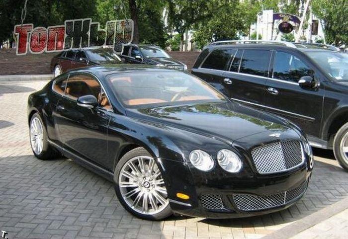 luxury cars in Kiev Ukraine 47
