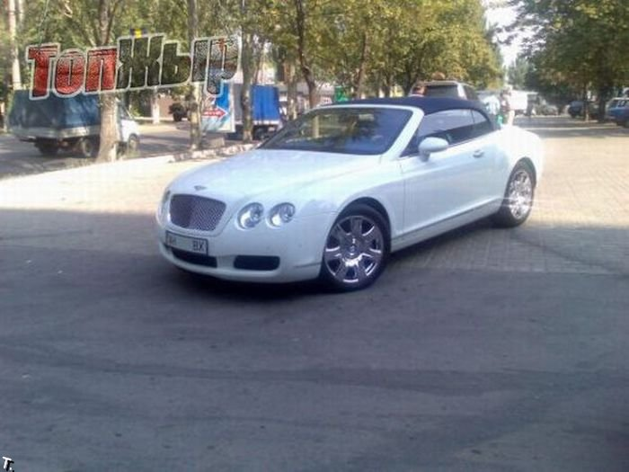 luxury cars in Kiev Ukraine 48