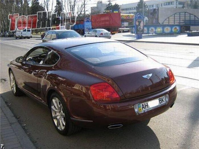 luxury cars in Kiev Ukraine 49
