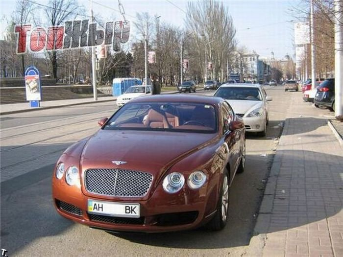 luxury cars in Kiev Ukraine 50
