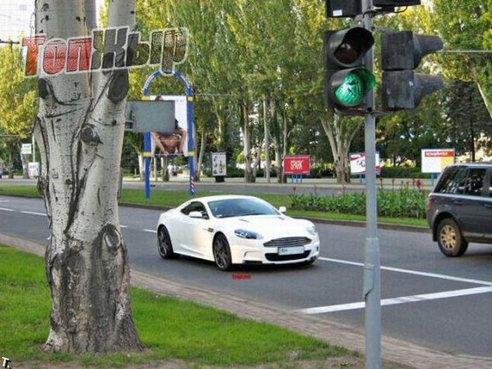 luxury cars in Kiev Ukraine 53