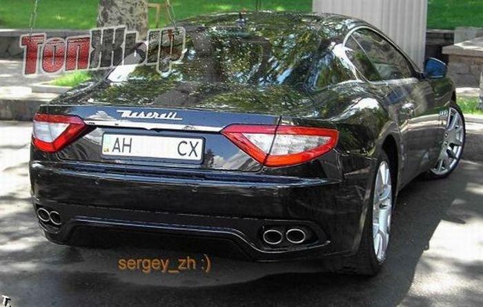 luxury cars in Kiev Ukraine 56