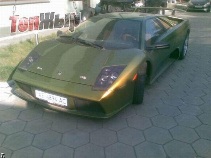 luxury cars in Kiev Ukraine 57
