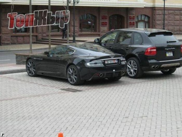 luxury cars in Kiev Ukraine 58