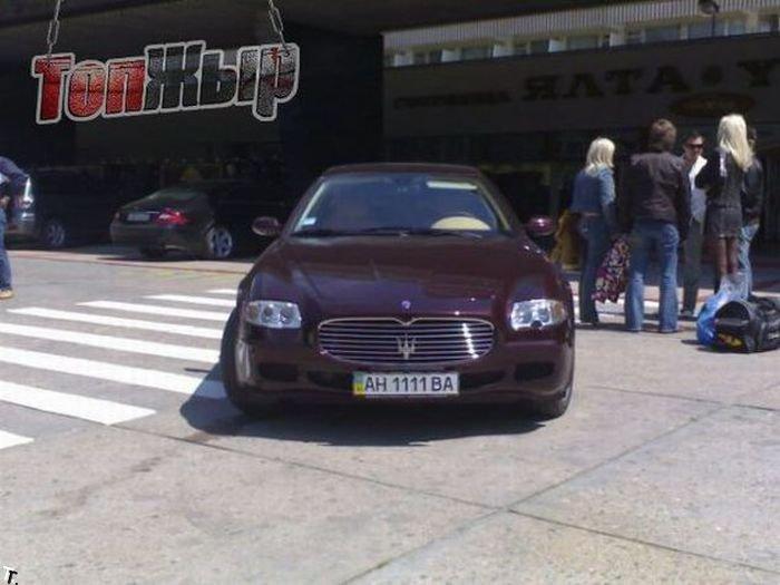 luxury cars in Kiev Ukraine 60