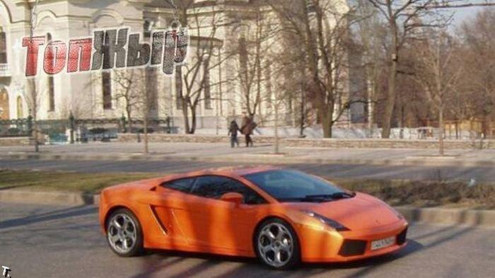 luxury cars in Kiev Ukraine 61