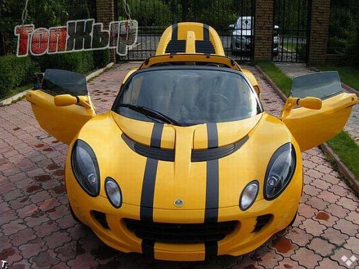 luxury cars in Kiev Ukraine 62