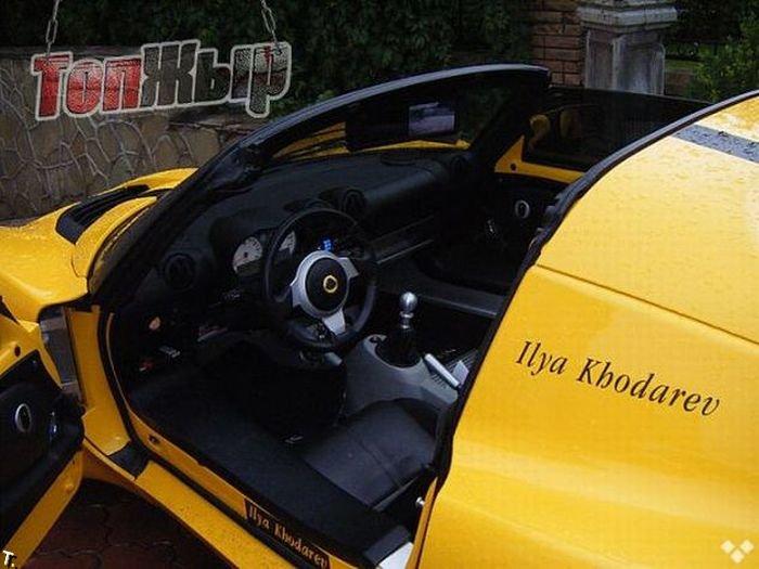 luxury cars in Kiev Ukraine 63