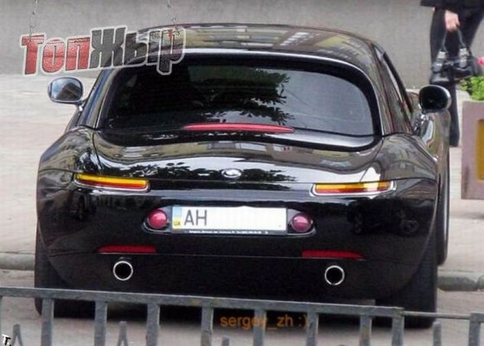 luxury cars in Kiev Ukraine 66
