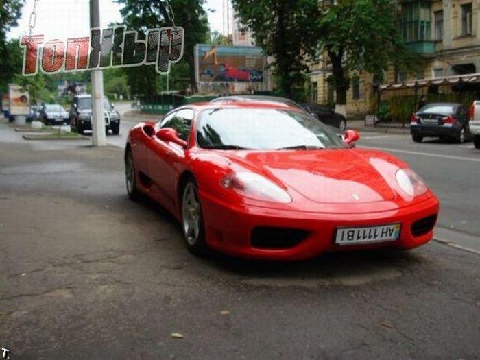 luxury cars in Kiev Ukraine 68