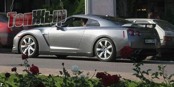 luxury cars in Kiev Ukraine 75