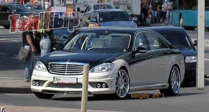 luxury cars in Kiev Ukraine 76