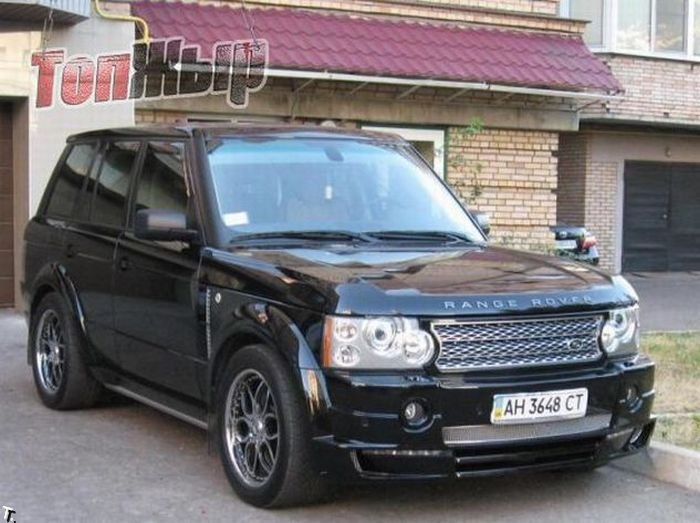 luxury cars in Kiev Ukraine 79