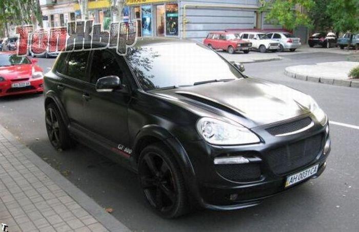 luxury cars in Kiev Ukraine 80
