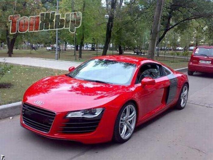 luxury cars in Kiev Ukraine 81