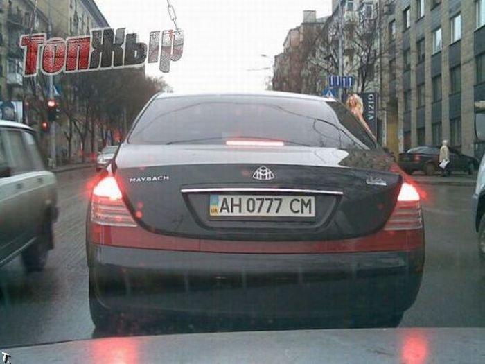 luxury cars in Kiev Ukraine 82