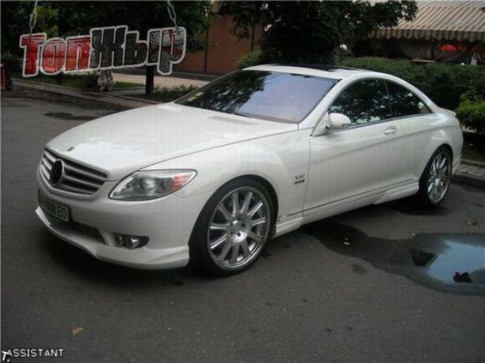 luxury cars in Kiev Ukraine 90