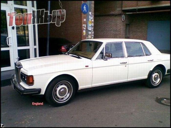 luxury cars in Kiev Ukraine 92
