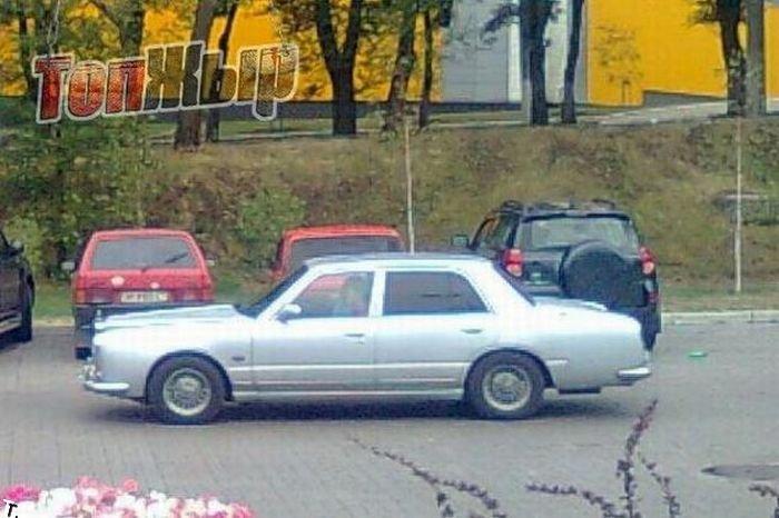 luxury cars in Kiev Ukraine 95