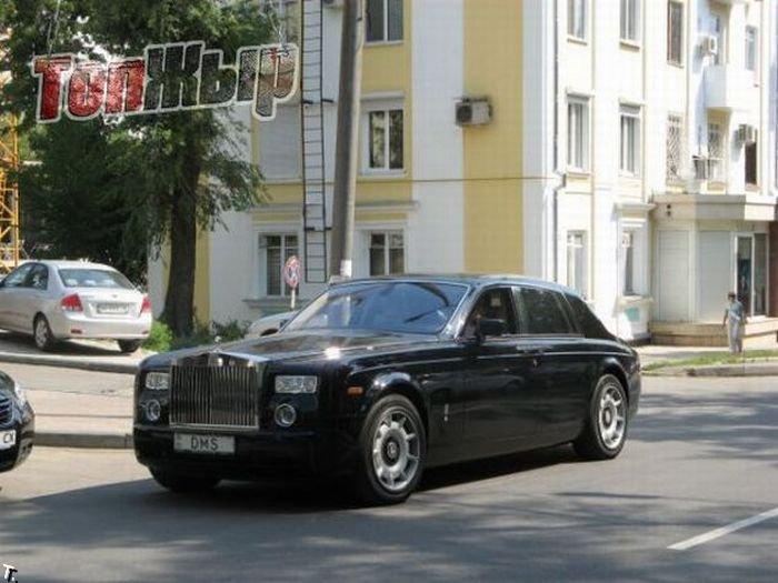 luxury cars in Kiev Ukraine 97