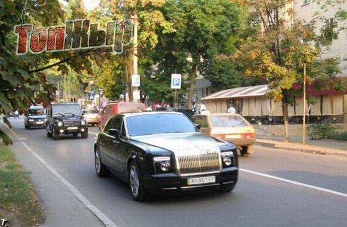 luxury cars in Kiev Ukraine 98