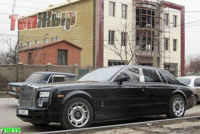 luxury cars in Kiev Ukraine 99