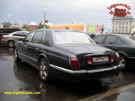 even more bentley in moscow russia