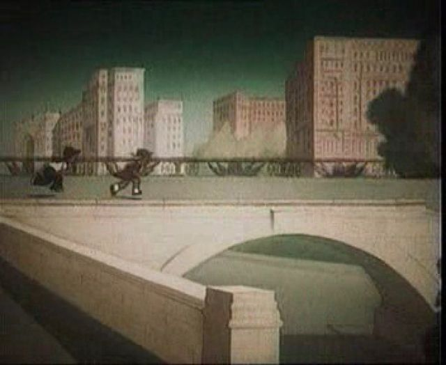 Russian architecture in cartoons 10