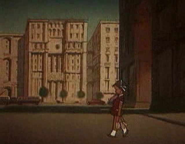 Russian architecture in cartoons 13