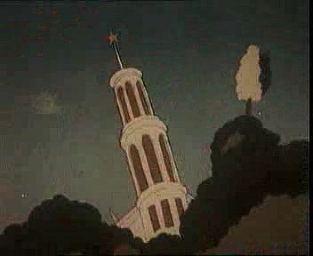Russian architecture in cartoons 19