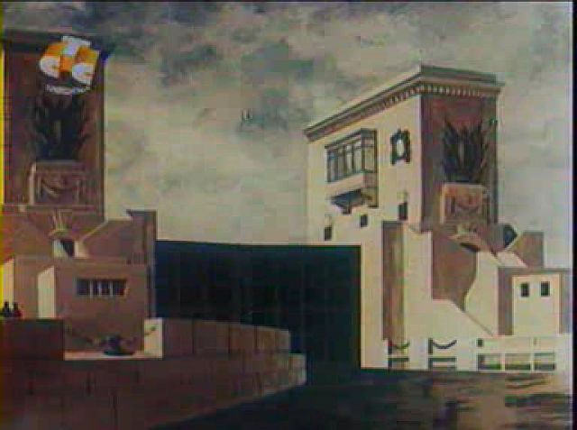 Russian architecture in cartoons 2
