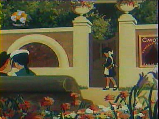 Russian architecture in cartoons 21