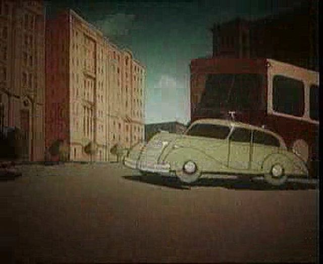 Russian architecture in cartoons 23