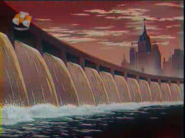 Russian architecture in cartoons 4