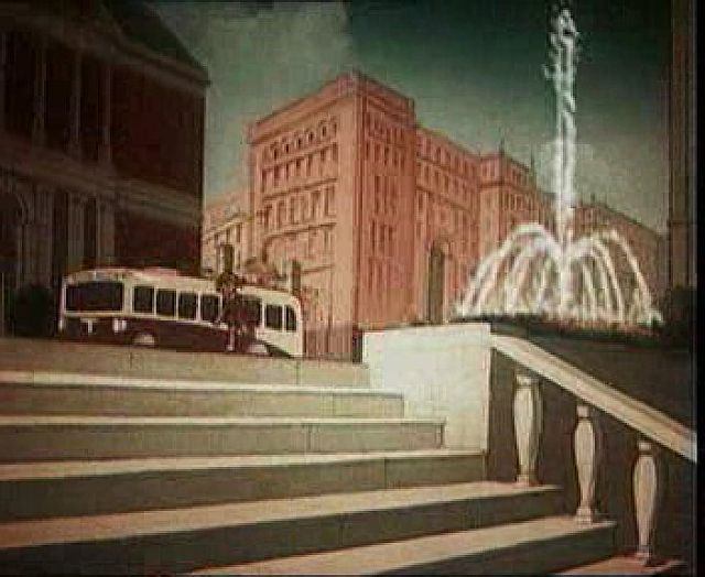 Russian architecture in cartoons 5