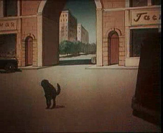 Russian architecture in cartoons 8