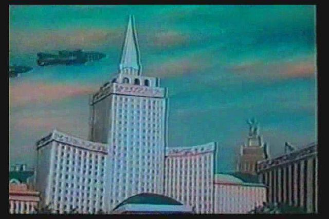 Russian architecture in cartoons 9