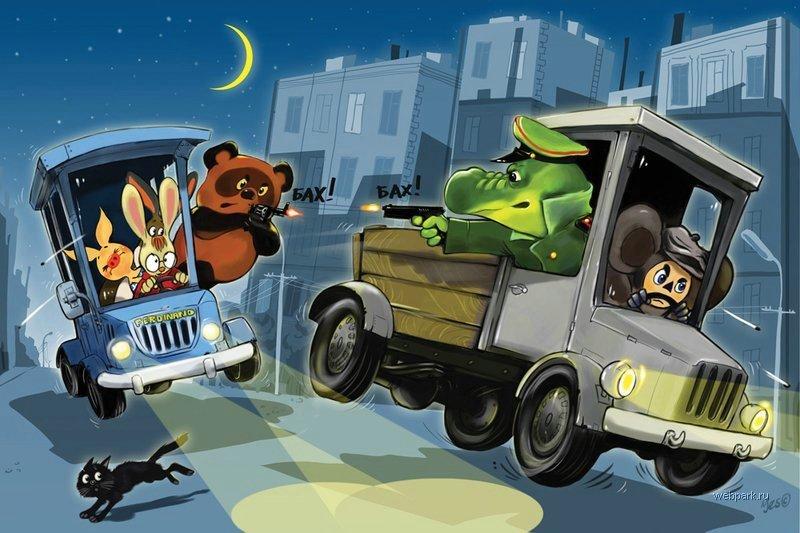 russian cartoons 11