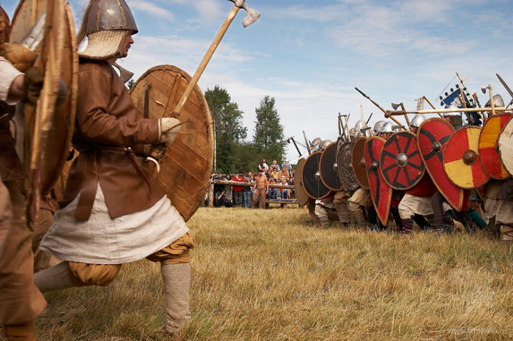 some medieval russian battle 10