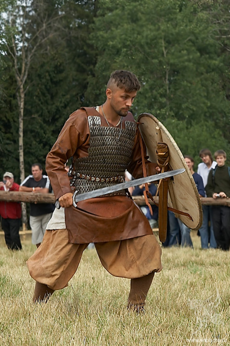 some medieval russian battle 4