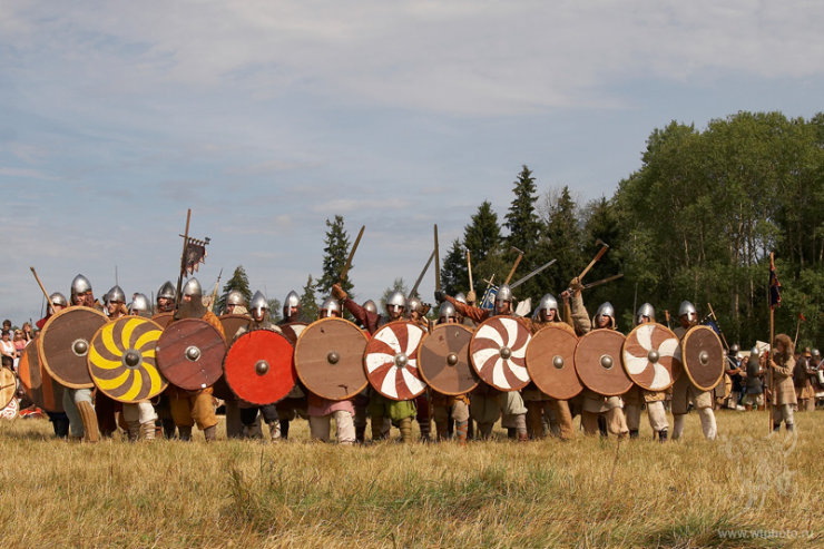some medieval russian battle 8